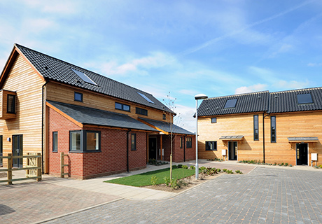 Photo of GreenGauge Homes at Horstead