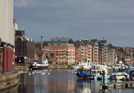 Photo of Salthouse Harbour Hotel, Ipswich Waterfront